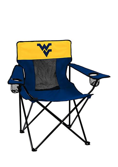 Logo WVU Elite Chair