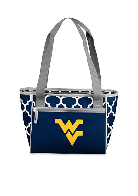 West Virginia University 16-Can Cooler Tote