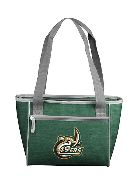 UNC Charlotte Patterned 16 Can Cooler Tote