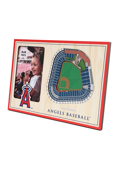 You The Fan MLB Los Angeles Angels 3D