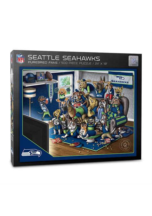 You The Fan NFL Seattle Seahawks Purebred Fans