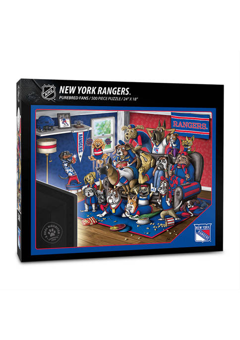 You The Fan NHL New York Rangers Purebred