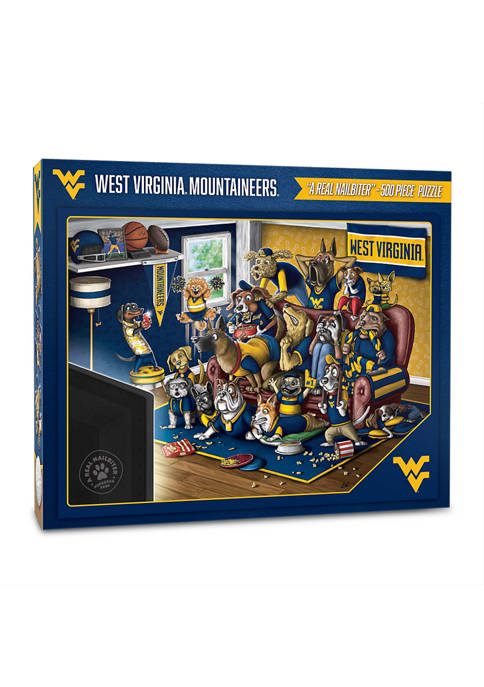You The Fan NCAA West Virginia Mountaineers Purebred