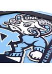 NCAA North Carolina Tar Heels 3D Logo Series Wall Art - 12 in x 12 in