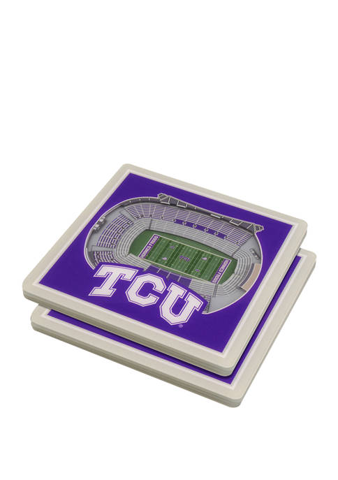 You The Fan NCAA TCU Horned Frogs 3D