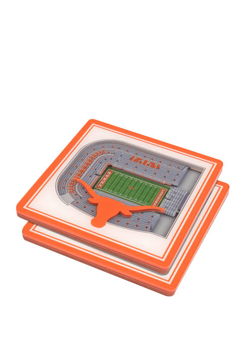 You The Fan NCAA Texas Longhorns 3D StadiumViews