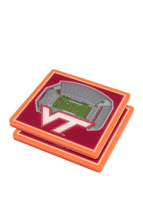 You The Fan NCAA Virginia Tech Hokies 3D