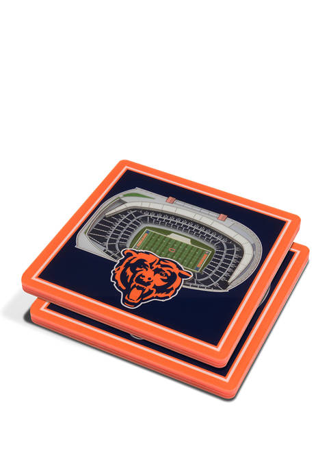 You The Fan NFL Chicago Bears 3D StadiumViews