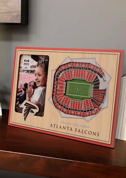 You The Fan NFL Atlanta Falcons 3D StadiumViews