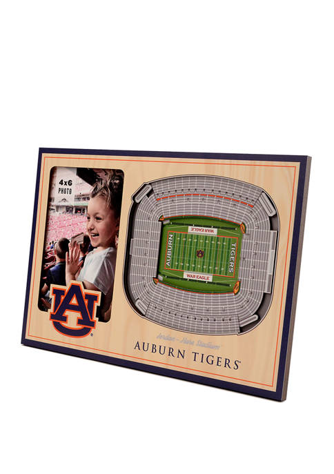 You The Fan NCAA Auburn Tigers 3D StadiumViews