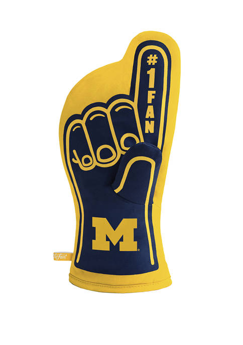 NCAA Michigan Wolverines #1 Oven Mitt