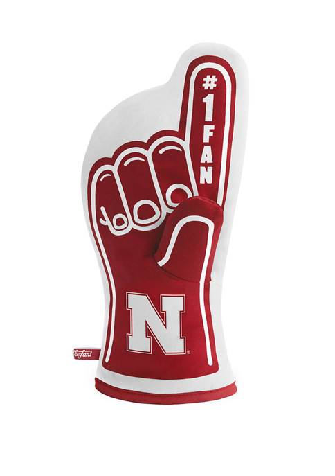 You The Fan NCAA Nebraska Cornhuskers #1 Oven