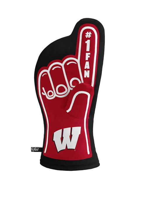 NCAA Wisconsin Badgers #1 Oven Mitt