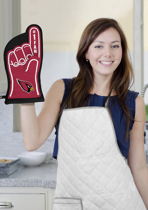 NFL Arizona Cardinals #1 Oven Mitt