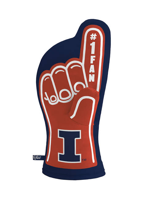 You The Fan NCAA Illinois Fighting Illini #1