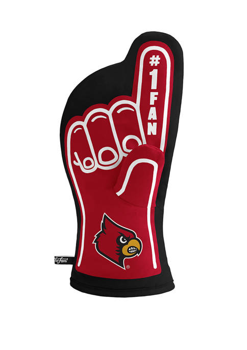 You The Fan NCAA Louisville Cardinals #1 Oven