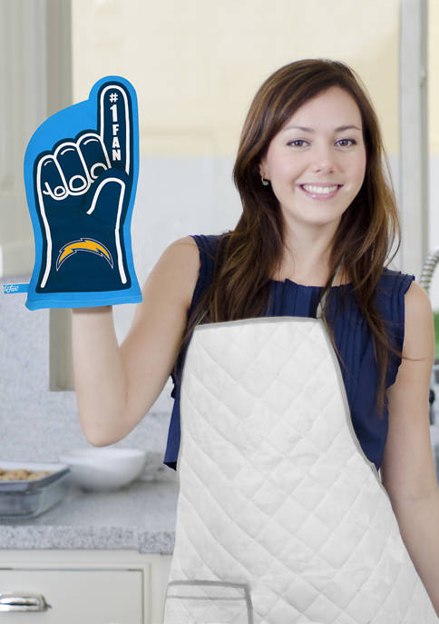 NFL Los Angeles Chargers #1 Oven Mitt