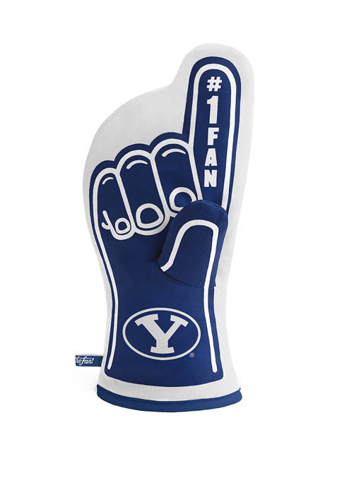 You The Fan NCAA BYU Cougars #1 Oven
