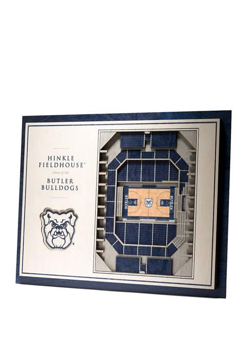 You The Fan NCAA Butler Bulldogs 5-Layer Stadium