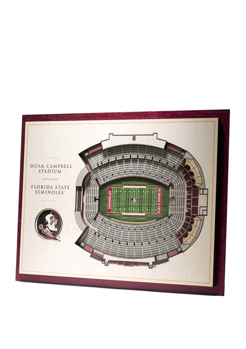 You The Fan NCAA Florida State Seminoles 5-Layer