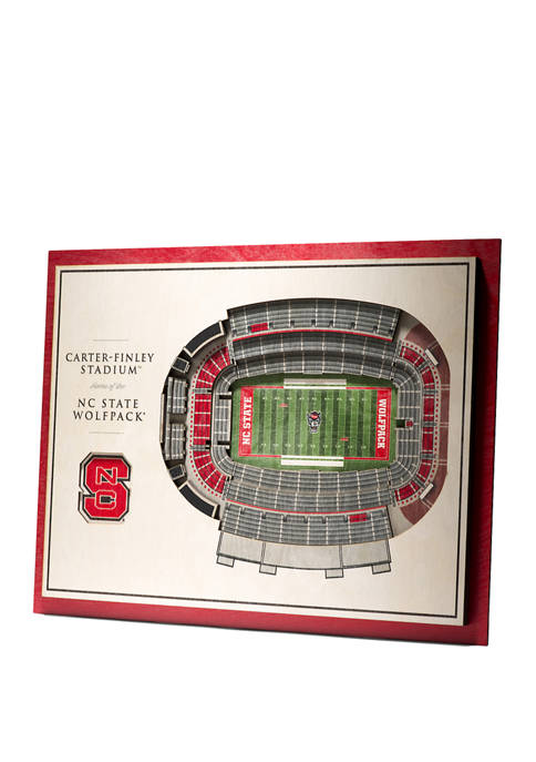 You The Fan NCAA NC State Wolfpack 5-Layer
