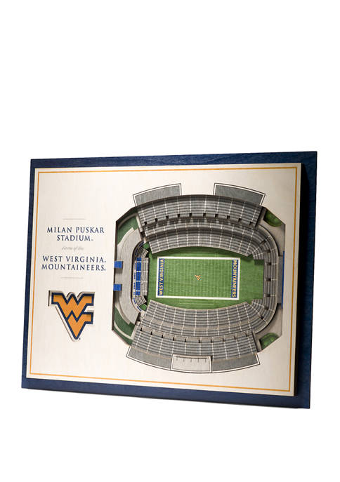 You The Fan NCAA West Virginia Mountaineers 5