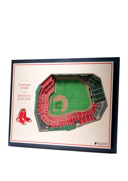 StadiumViews MLB Boston Red Sox 5 Layer 3D