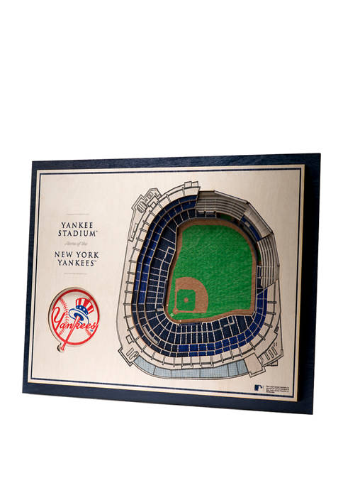 You The Fan MLB New York Yankees 5-Layer