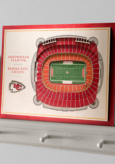 You The Fan NFL Kansas City Chiefs 5-Layer