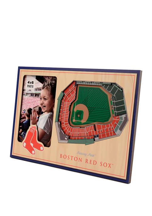 You The Fan MLB Boston Red Sox 3D