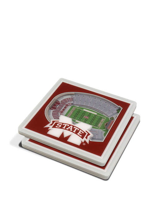 You The Fan NCAA Mississippi State Bulldogs 3D
