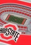 NCAA Ohio State Buckeyes 3D StadiumViews 2 Pack Coaster Set - Ohio Stadium