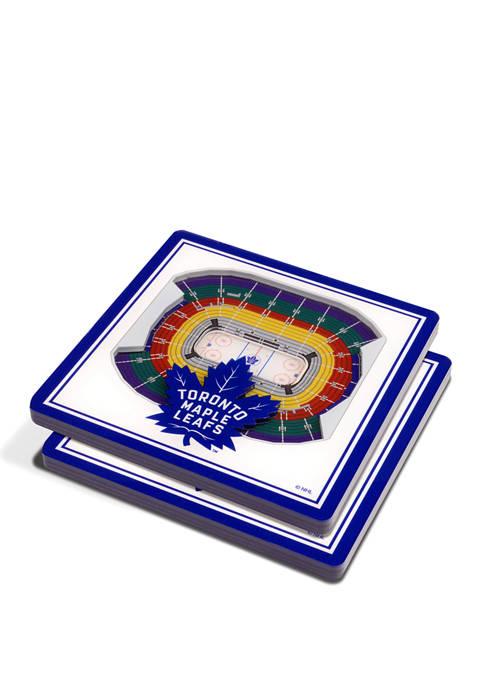 NHL Toronto Maple Leafs 3D StadiumViews Set of