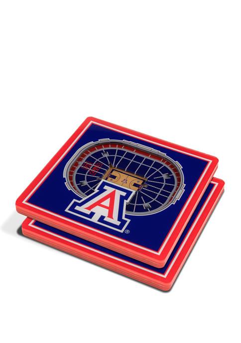 You The Fan NCAA Arizona Wildcats 3D Stadium