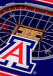 NCAA Arizona Wildcats 3D Stadium Views Coaster Set - Arizona Stadium
