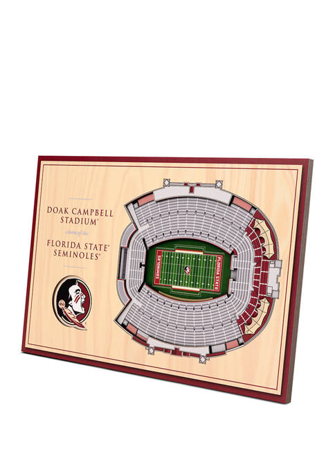 You The Fan NCAA Florida State Seminoles 3D