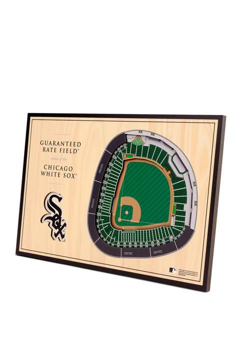 MLB Chicago White Sox 3D StadiumViews Desktop Display