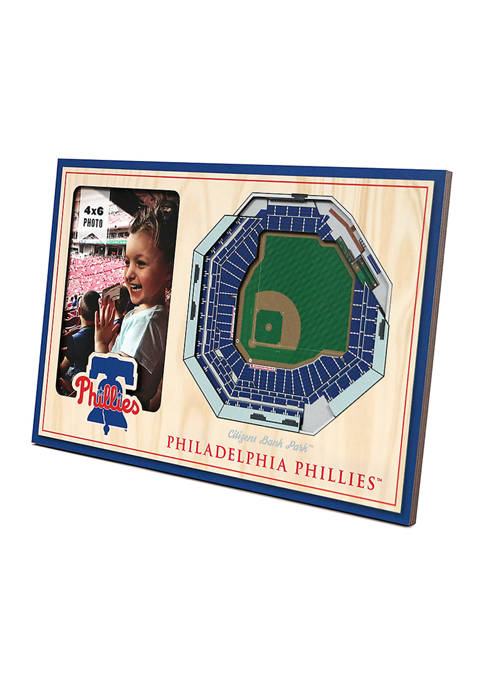 You The Fan MLB Philadelphia Phillies 3D StadiumViews