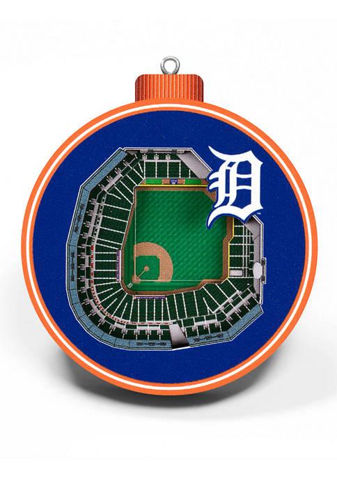 You The Fan MLB Detroit Tigers 3D StadiumView