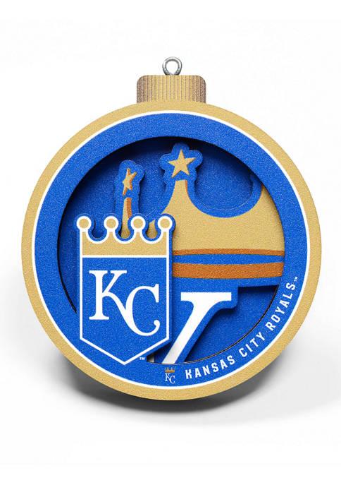 You The Fan MLB Kansas City Royals 3D
