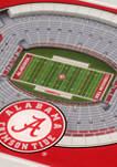 NCAA Alabama Crimson Tide 3D StadiumViews 2 Pack Coaster Set - Bryant-Denny Stadium