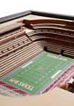 NCAA Texas A&M Aggies 25-Layer StadiumViews 3D Wall Art - Kyle Field