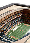 NFL Chicago Bears 25 Layer StadiumViews 3D Wall Art - Soldier Field