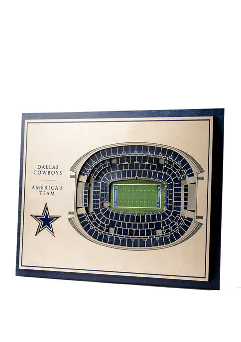 You The Fan NFL Dallas Cowboys 5 Layer