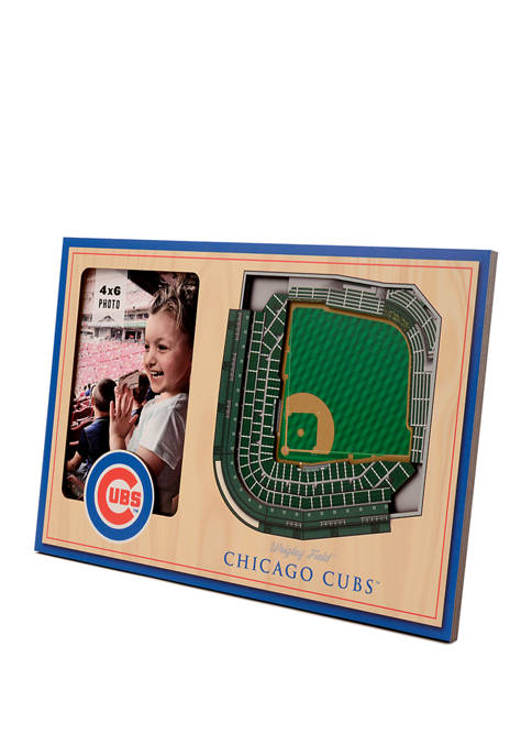 You The Fan MLB Chicago Cubs 3D StadiumViews