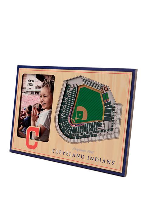 MLB Cleveland Indians 3D StadiumViews Picture Frame - Progressive Field