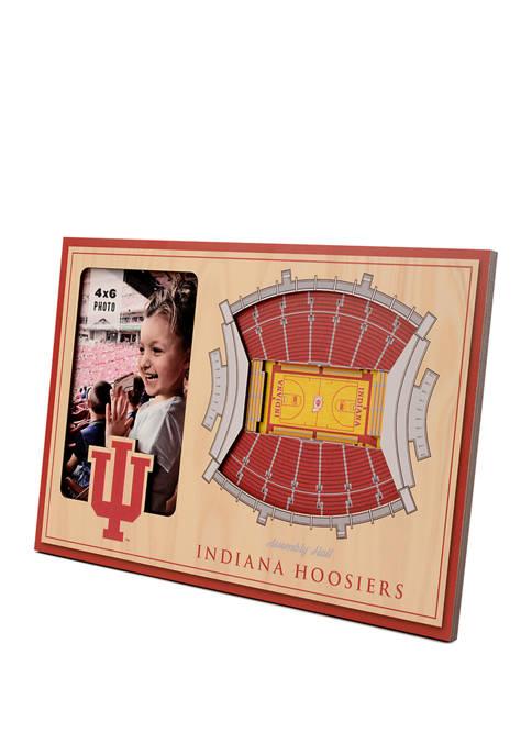 You The Fan NCAA Indiana Hoosiers 3D StadiumViews