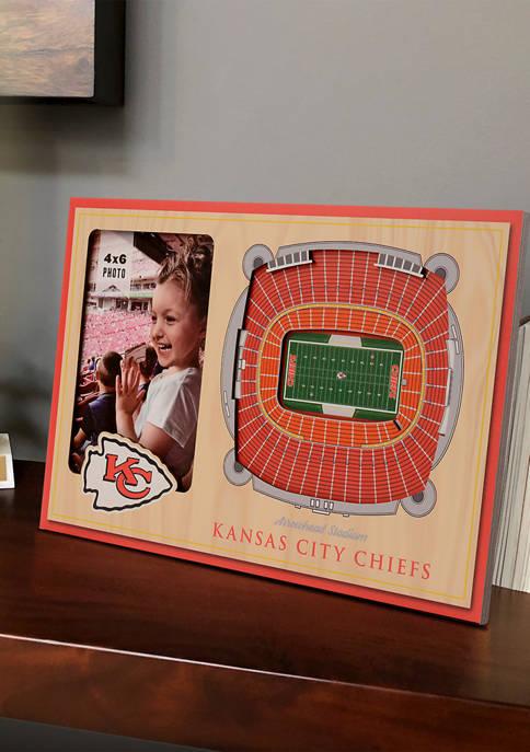You The Fan NFL Kansas City Chiefs 3D