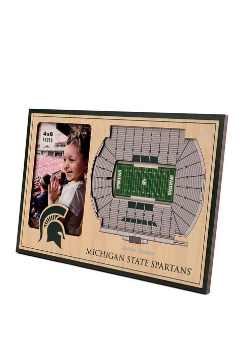 You The Fan NCAA Michigan State Spartans 3D