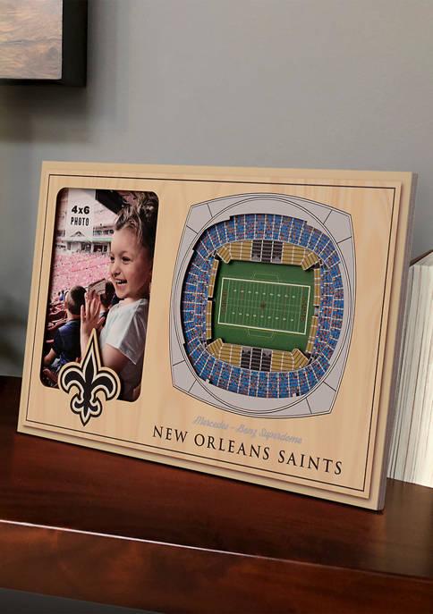 You The Fan NFL New Orleans Saints 3D